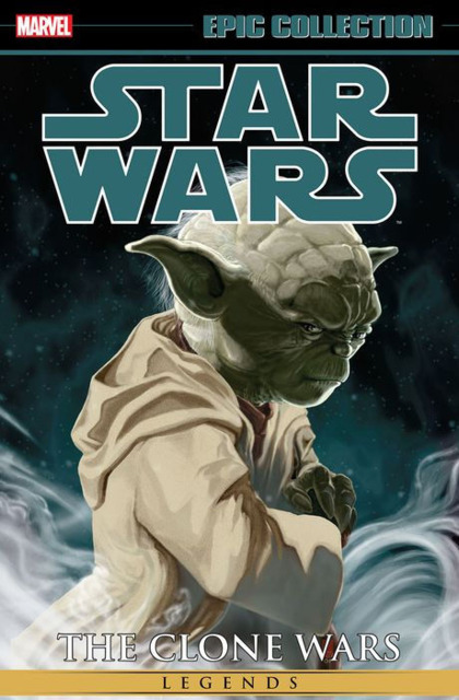 Star Wars Legends Epic Collection: The Clone Wars