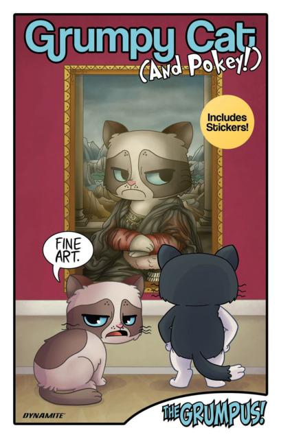 Grumpy Cat & Pokey: The Grumpus