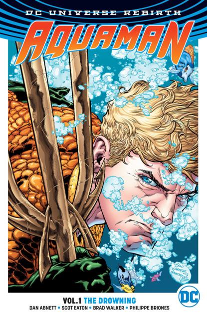 Aquaman: The Drowning