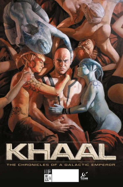 Khaal: The Chronicles of A Galactic Emperor