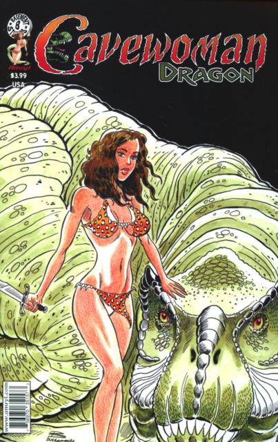 Cavewoman: Dragon