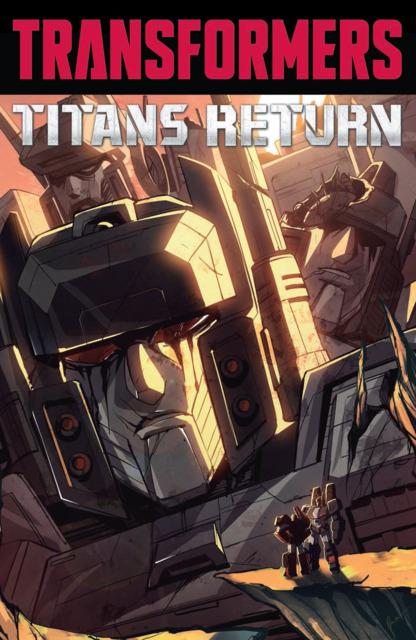 The Transformers: Titans Return