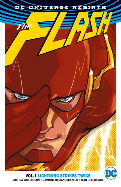 The Flash: Lightning Strikes Twice