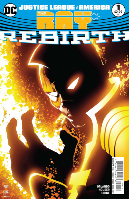 Justice League of America: The Ray Rebirth
