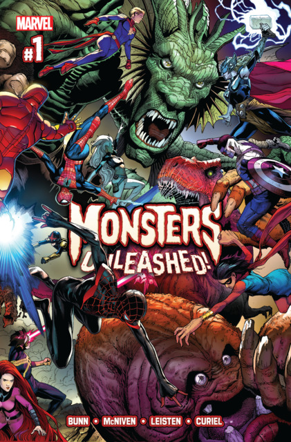 Monsters Unleashed!