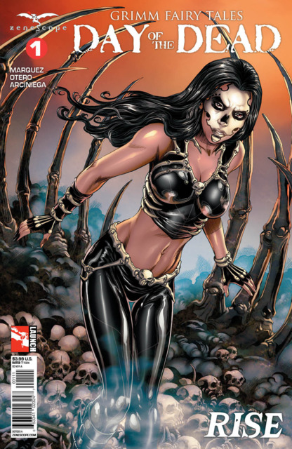 Grimm Fairy Tales: Day of the Dead
