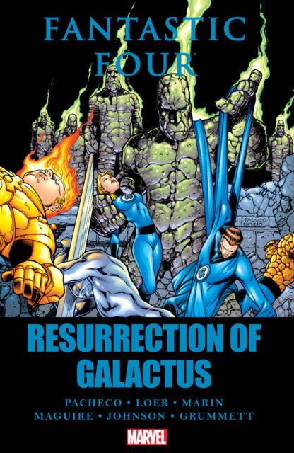 Fantastic Four: Resurrection of Galactus
