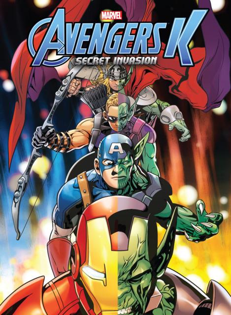 Avengers K: Secret Invasion