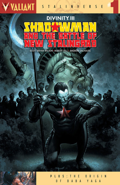 Divinity III: Shadowman & the Battle For New Stalingrad