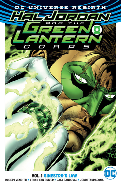 Hal Jordan and the Green Lantern Corps: Sinestro's Law
