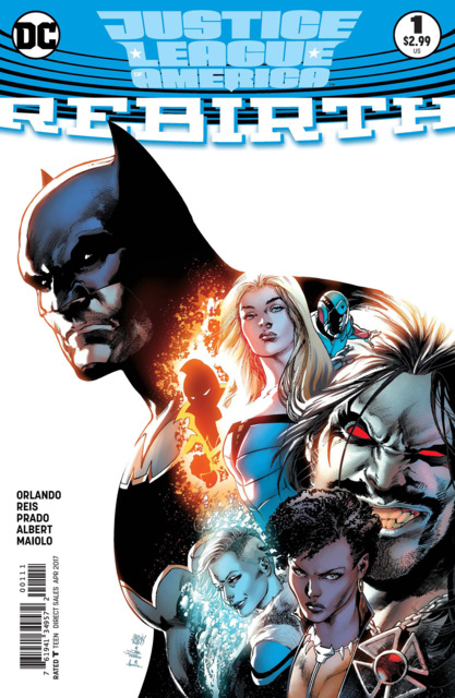 Justice League of America: Rebirth