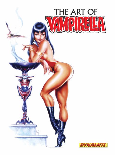 The Art of Vampirella
