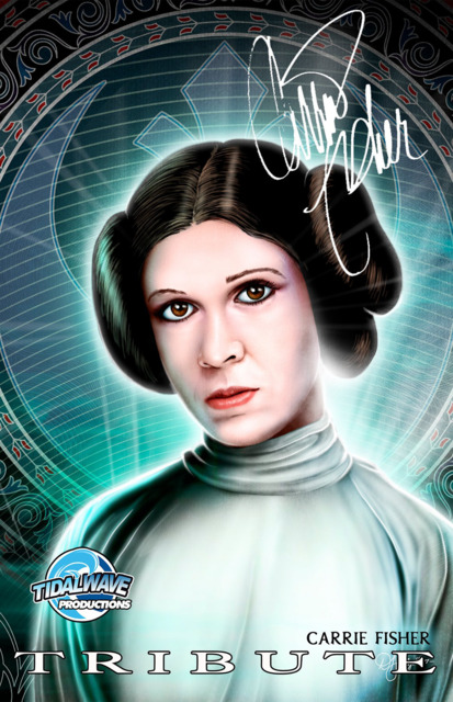 Tribute: Carrie Fisher