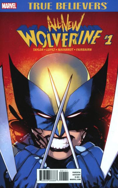 True Believers: All-New Wolverine