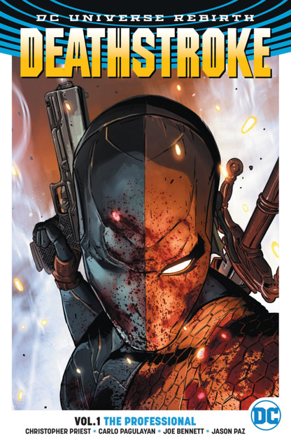 Deathstroke: The Professional