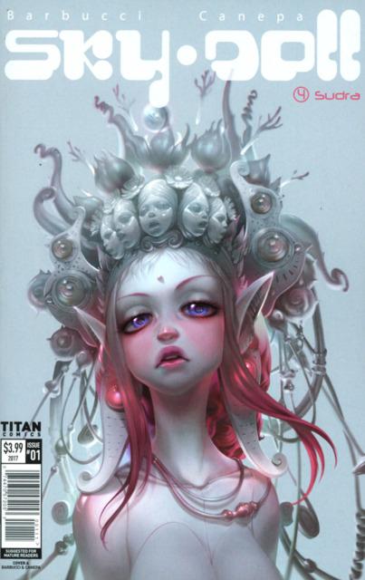 Sky Doll: Sudra