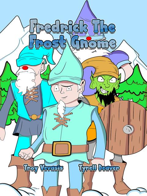 Fredrick The Frost Gnome