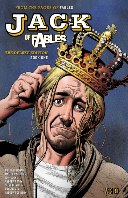 Jack of Fables: The Deluxe Edition