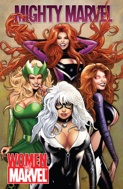 Mighty Marvel: Women of Marvel