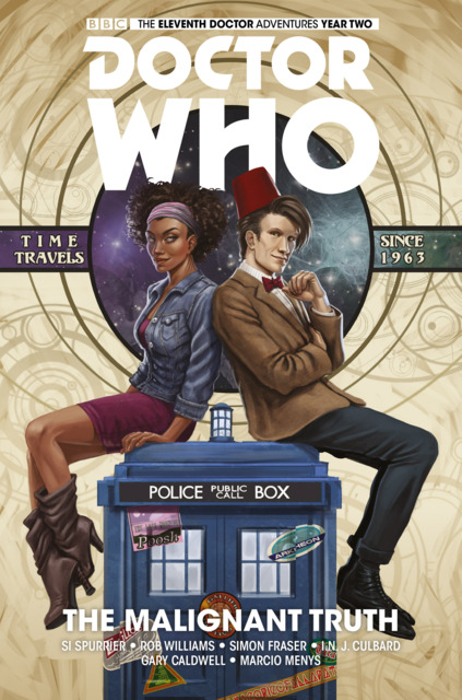 Doctor Who: The Eleventh Doctor: The Malignant Truth
