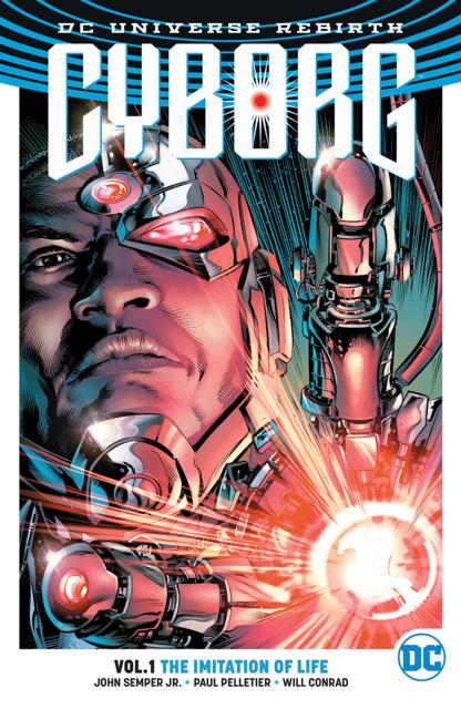 Cyborg: The Imitation of Life