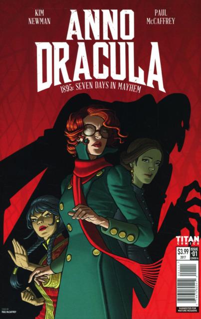 Anno Dracula: 1895 Seven Days In Mayhem