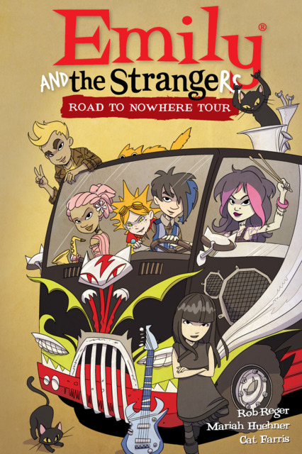 Emily and the Strangers: Road To Nowhere Tour