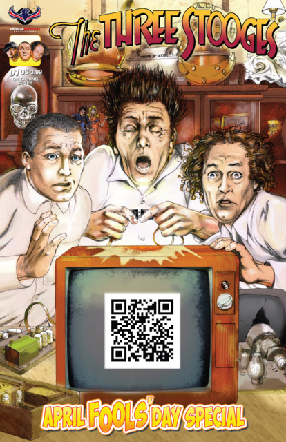The Three Stooges: April Fools' Day Special