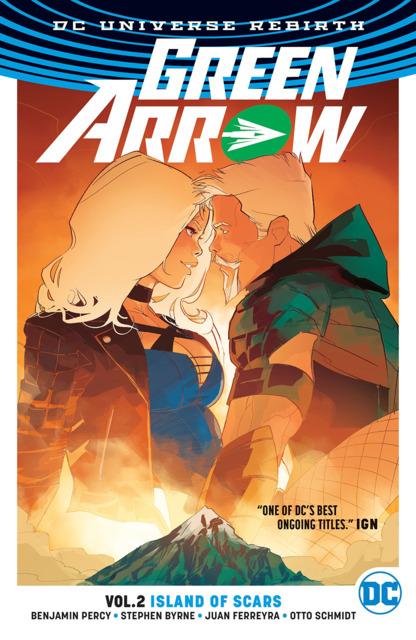 Green Arrow: Island of Scars