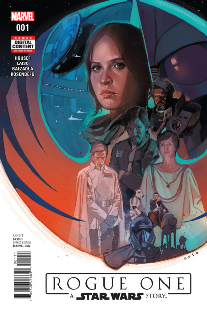 Star Wars: Rogue One Adaptation