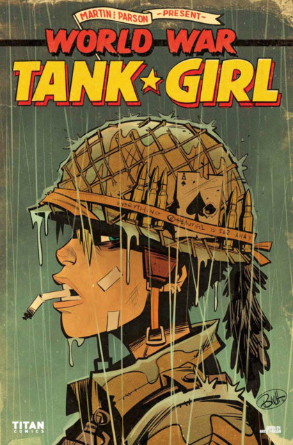 World War Tank Girl