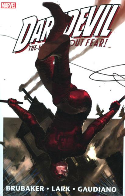 Daredevil Omnibus by Ed Brubaker