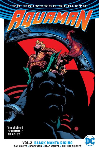 Aquaman: Black Manta Rising