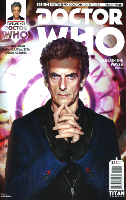 Doctor Who: The Twelfth Doctor Year Three