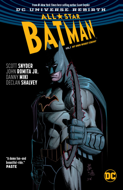 All-Star Batman: My Own Worst Enemy