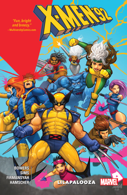 X-Men '92: Lilapalooza