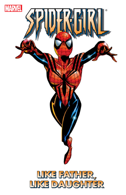 Spider-Girl: Like Father, Like Daughter