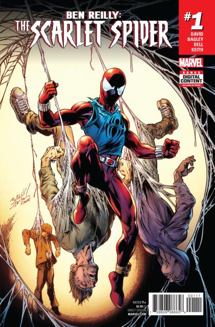 Ben Reilly: Scarlet Spider