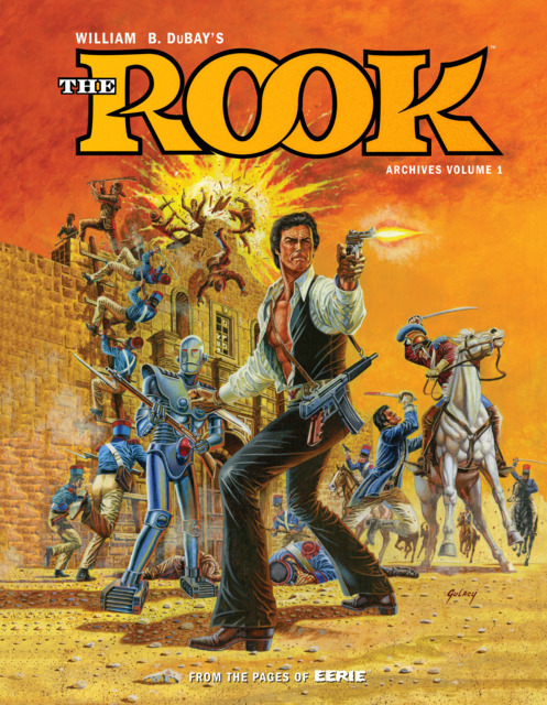 William B. DuBay's The Rook Archives