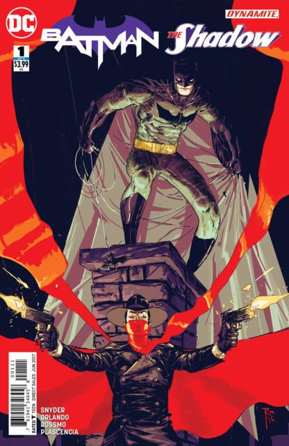 Batman/Shadow