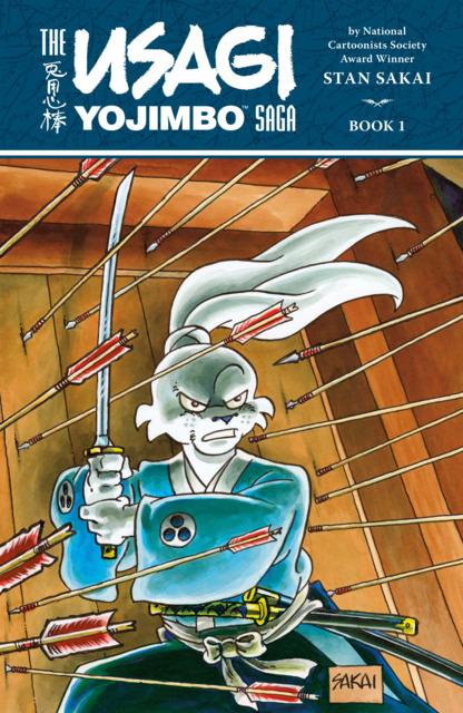 The Usagi Yojimbo Saga
