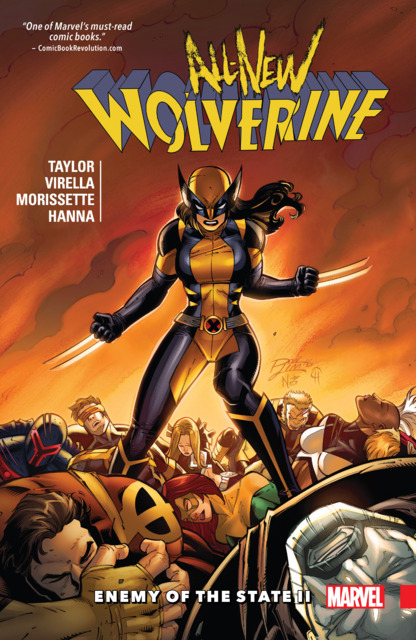 All-New Wolverine: Enemy of the State II