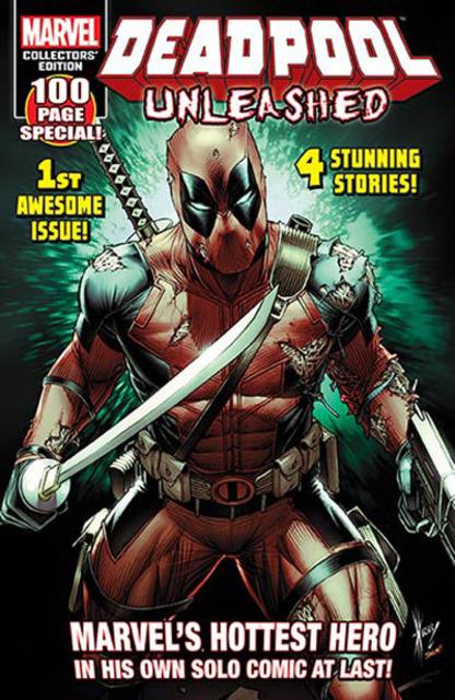 Deadpool Unleashed