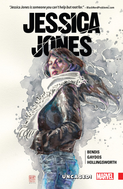 Jessica Jones: Uncaged!
