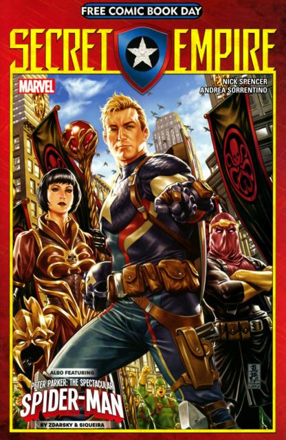 Free Comic Book Day 2017 (Secret Empire)