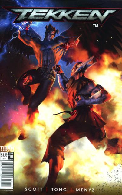 Tekken: Blood Feud