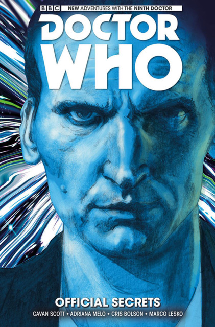 Doctor Who: The Ninth Doctor: Official Secrets
