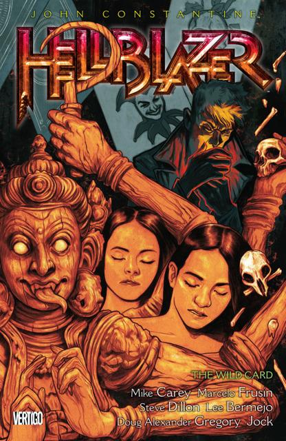 John Constantine, Hellblazer: The Wild Card