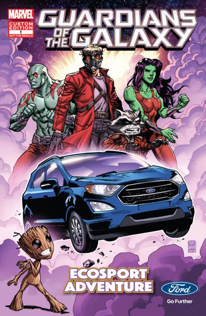 Guardians of the Galaxy: EcoSport Adventure