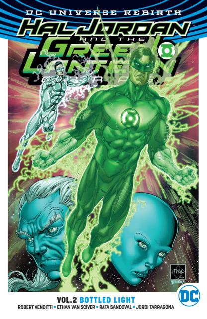 Hal Jordan and the Green Lantern Corps: Bottled Light